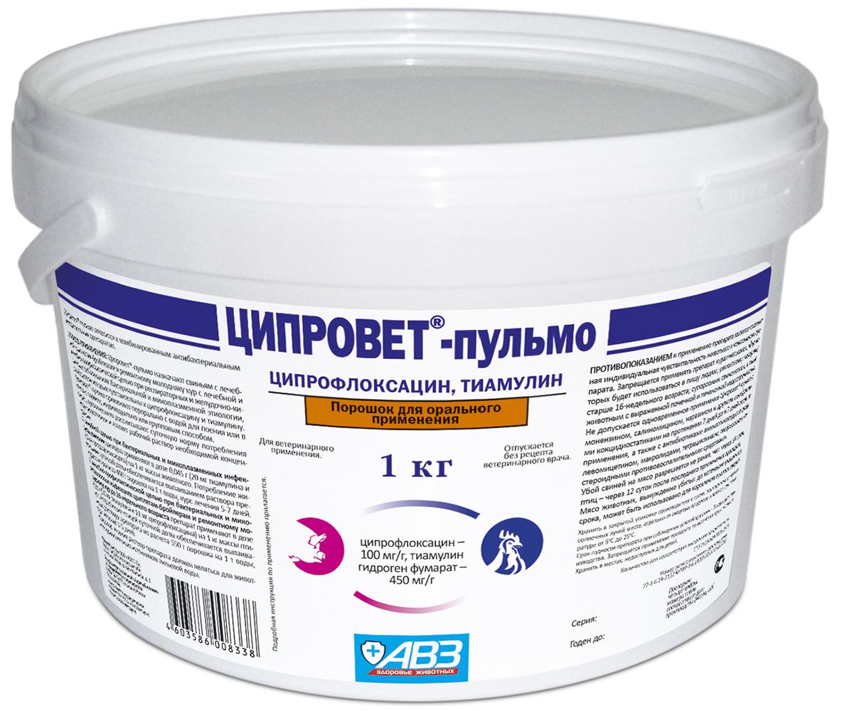 инструкция на применение препарата тиамулин-80