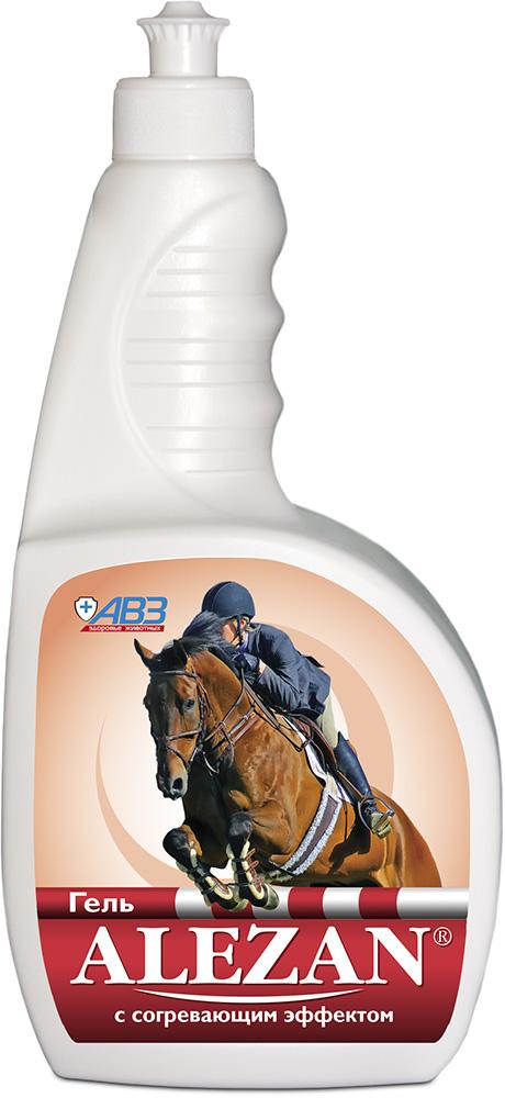 Гель ALEZAN® с согревающим эффектом для лошадей